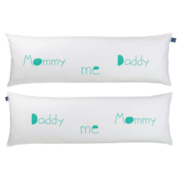 Poduszka One Pillow Mommy Daddy Me