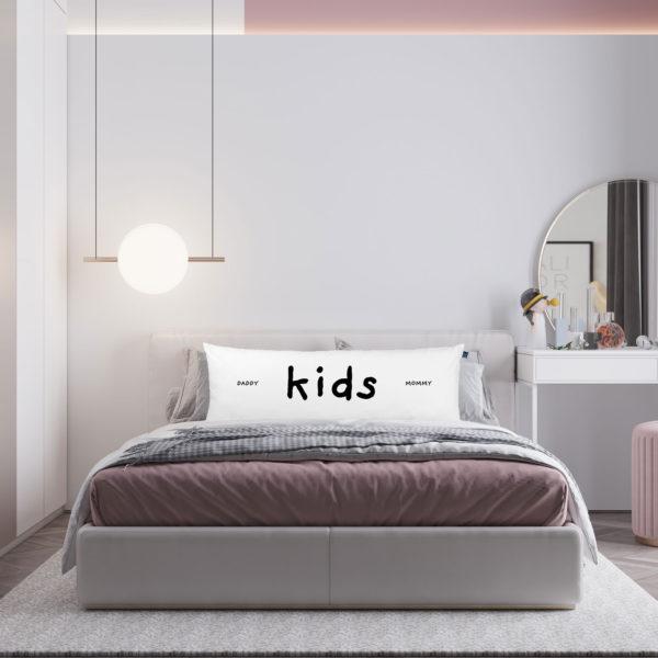 Poduszka One Pillow Mommy Daddy Kids