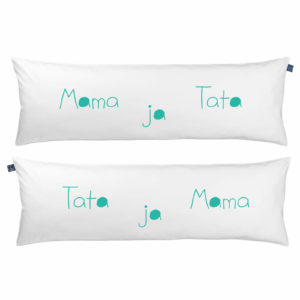 Poduszka One Pillow Mama Tata ja