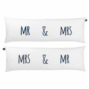 Poduszka One Pillow Mr&Mrs