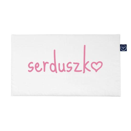 "Poduszka Mini One Pillow ""Serduszko"""