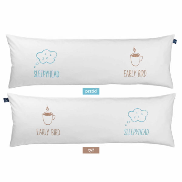 Poduszka One Pillow Sleepyhead Early Bird